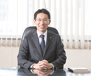 代表取締役社長 川崎 誠